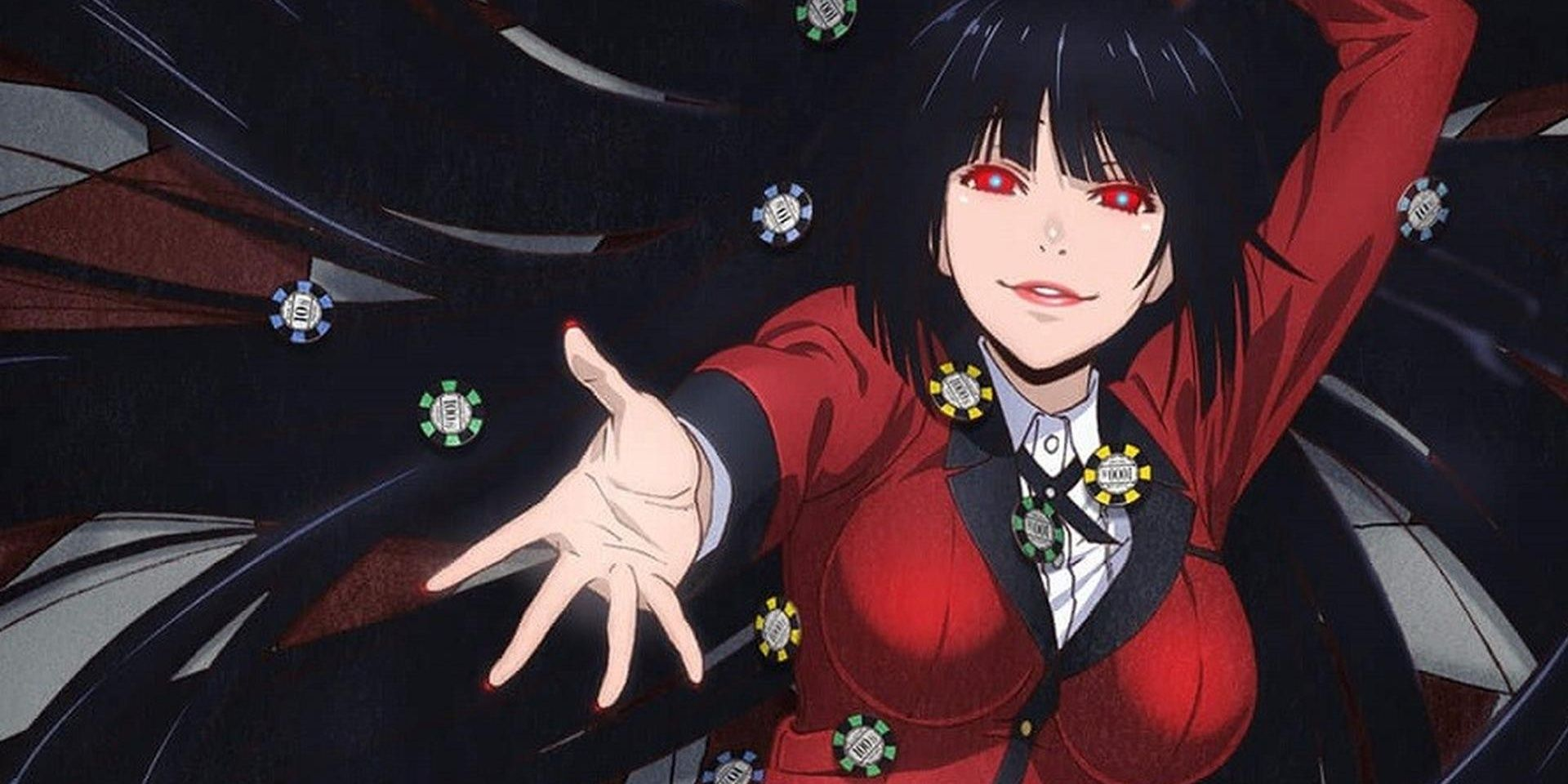 Sentai's Kakegurui Release Features a New English Dub | CBR