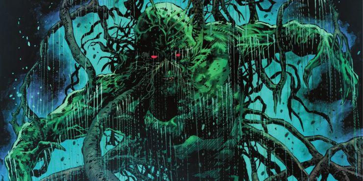 DC - Swamp thing