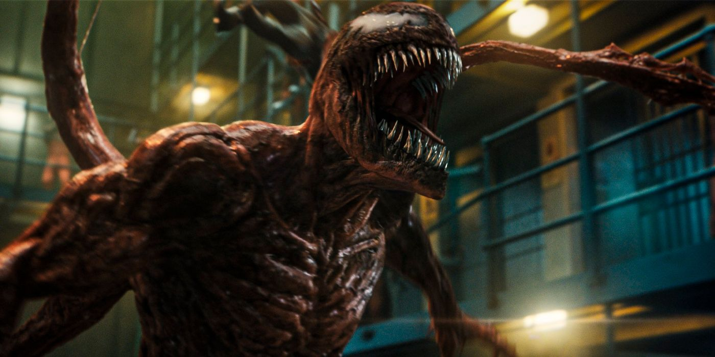 Venom 2 TV Spot Features New Looks at Carnage and Shriek | CBR