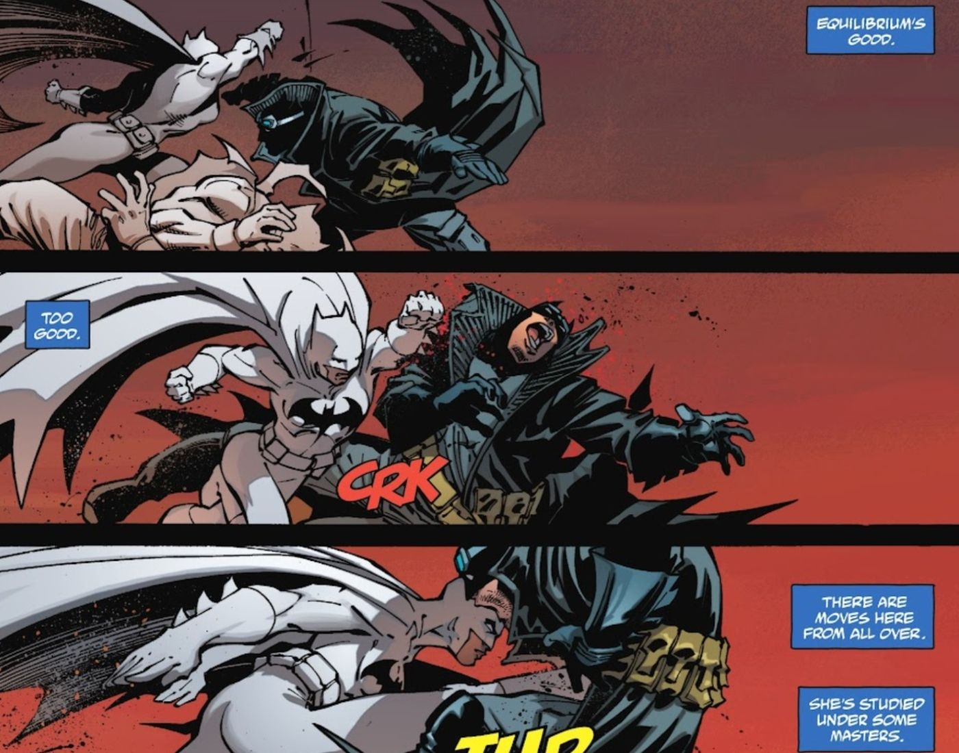 Novo Nemsis do Batman revela o lado negro das vitórias do Cavaleiro das Trevas 2