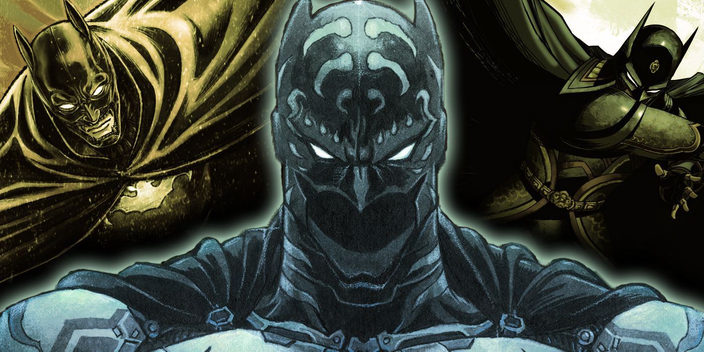Batman: The World Introduces Several New Costumes for the Dark Knight