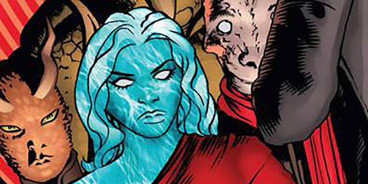 Marvel: Dancing Water.