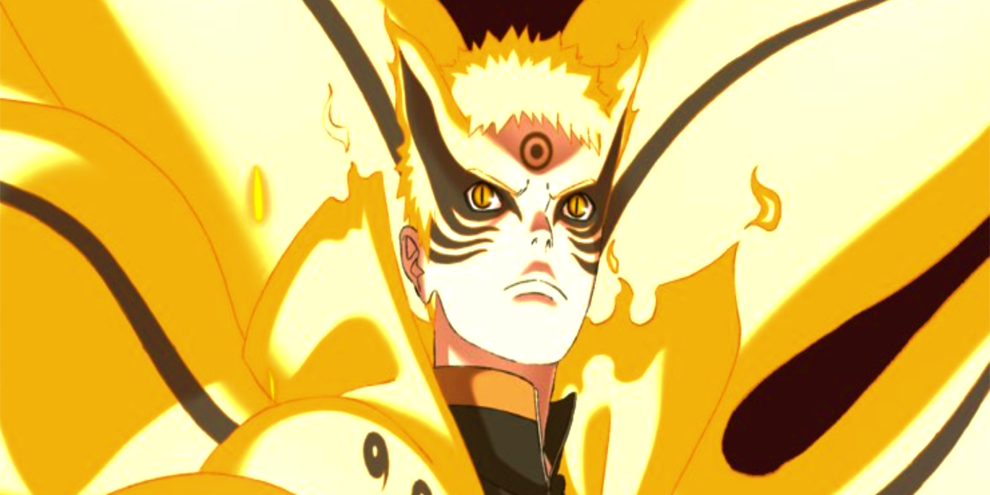 The Strongest Naruto Form, Explained   CBR