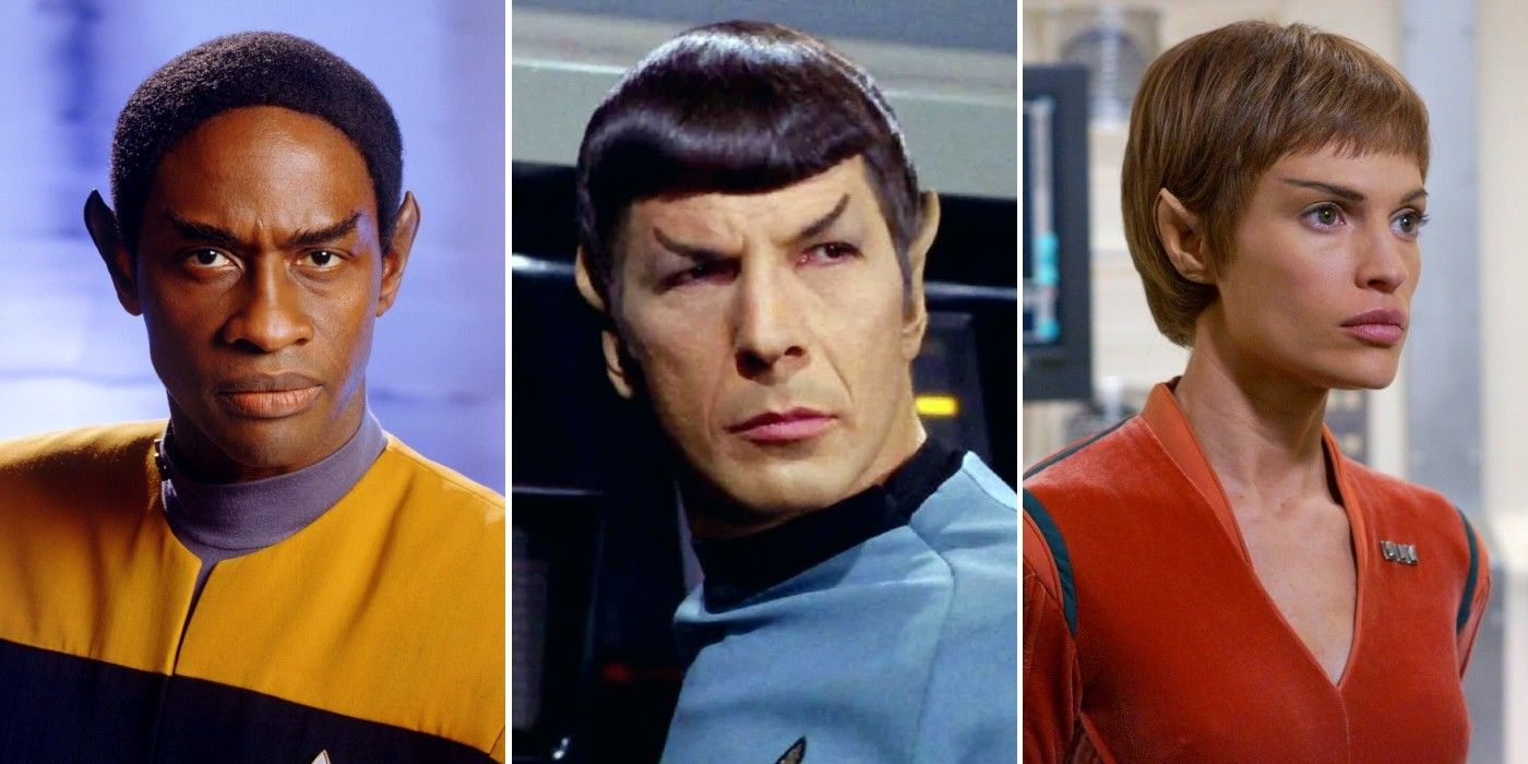 Star Trek: 10 Things You Didn't Know About Vulcans | CBR