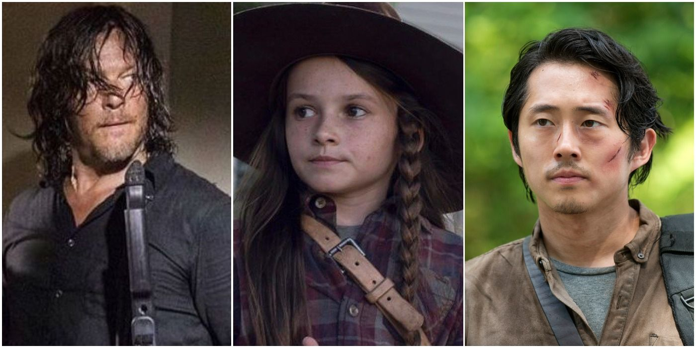 The Walking Dead: 9 Greatest Callbacks | CBR