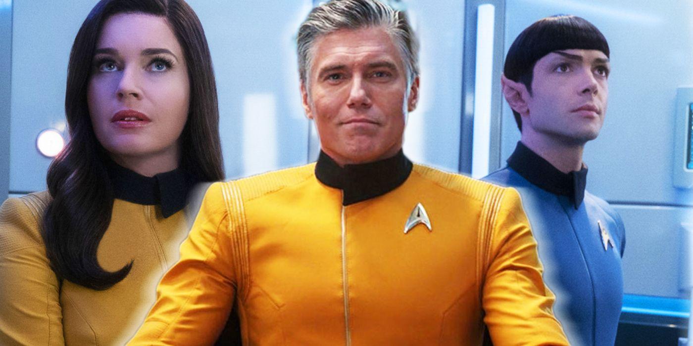 Star Trek: Strange New Worlds Season 1 Plot & News to Know   CBR