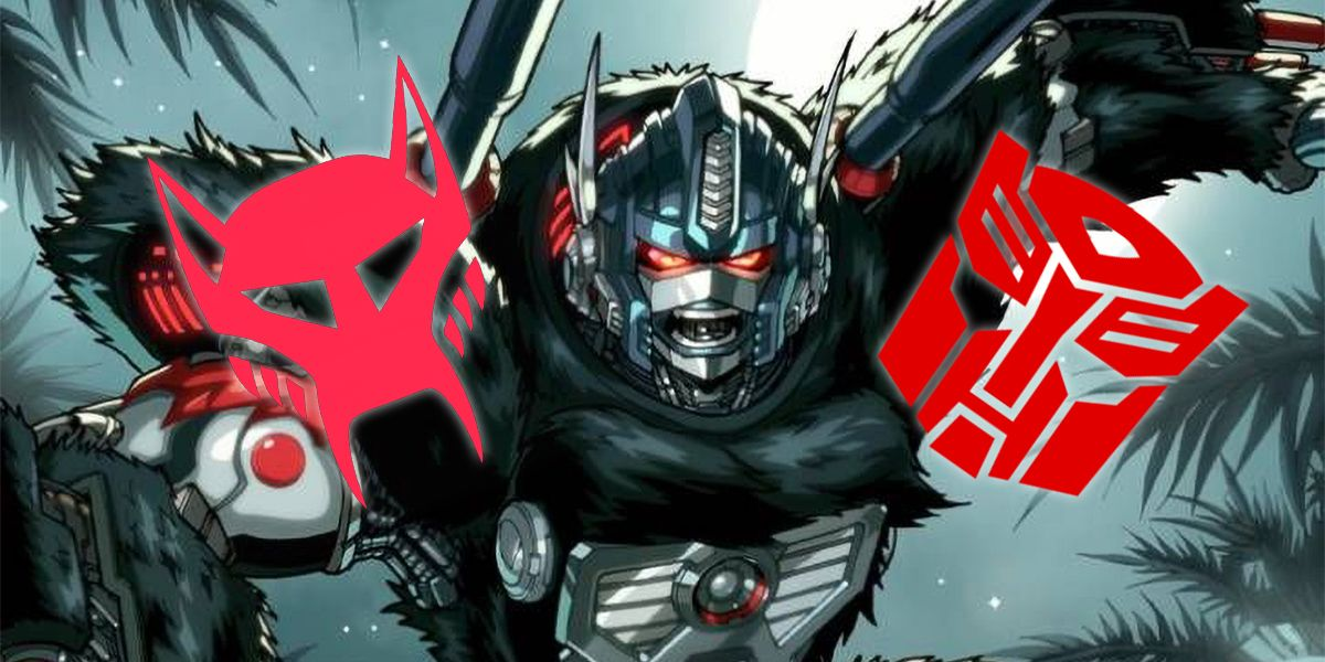 Transformers: Rise of the Beasts Unveils a Merged Autobot and Maximal Symbol