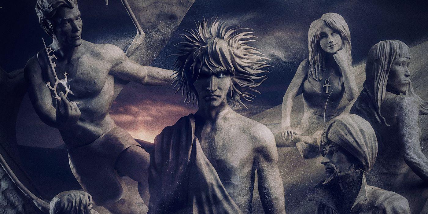 The Sandman: James McAvoy compartilha sua visão sonhadora do Morpheus de Neil Gaiman 1