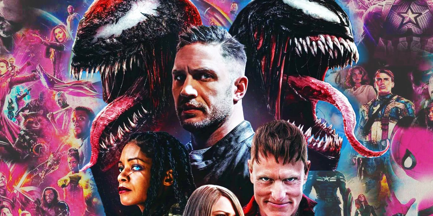 Venom: Let There Be Carnage Promo Fuels Rumors of MCU Connection