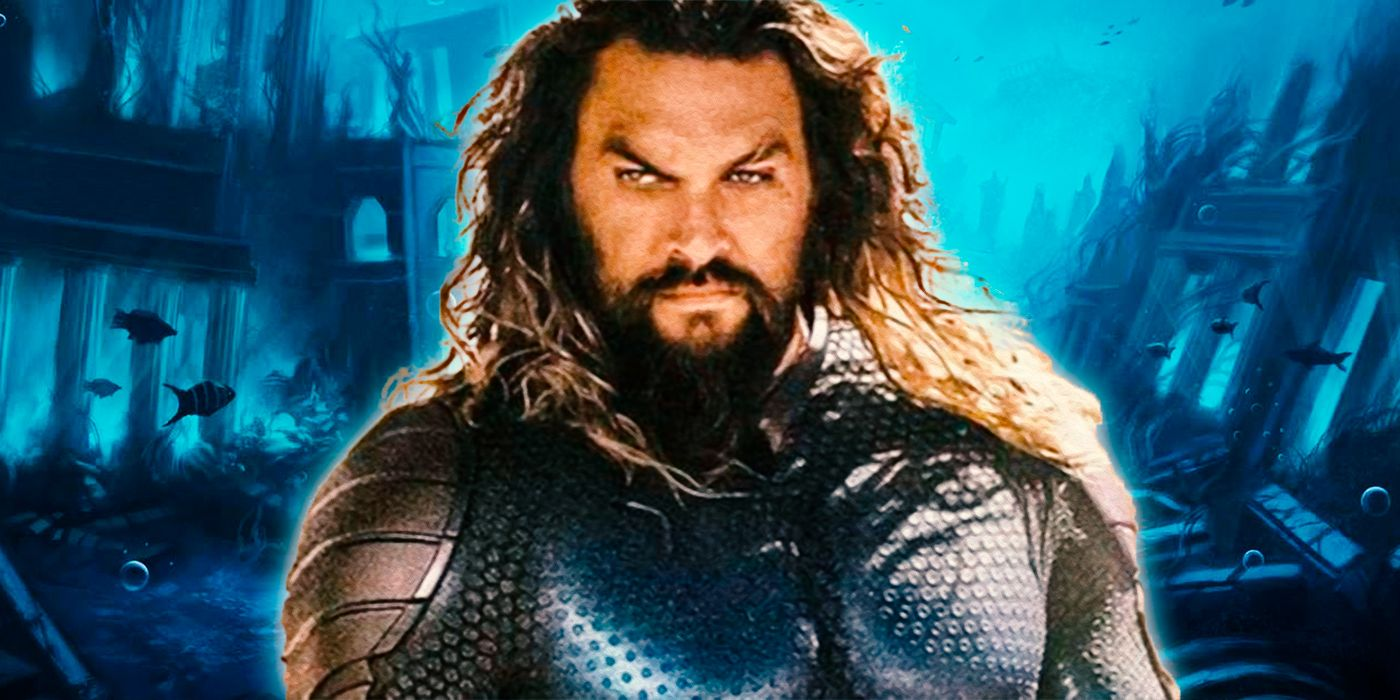 Aquaman 2 First Look/Trailer Welcomes the DCEU Back to Atlantis