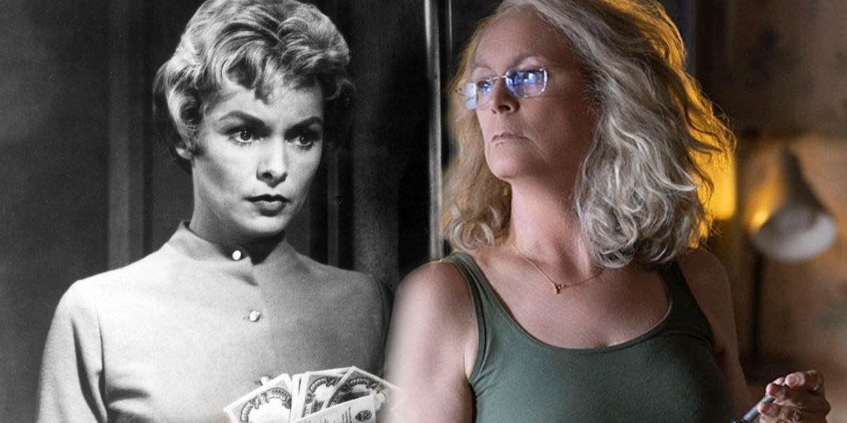 Jamie Lee Curtis Pays Tribute to Her Mother's Psycho Role