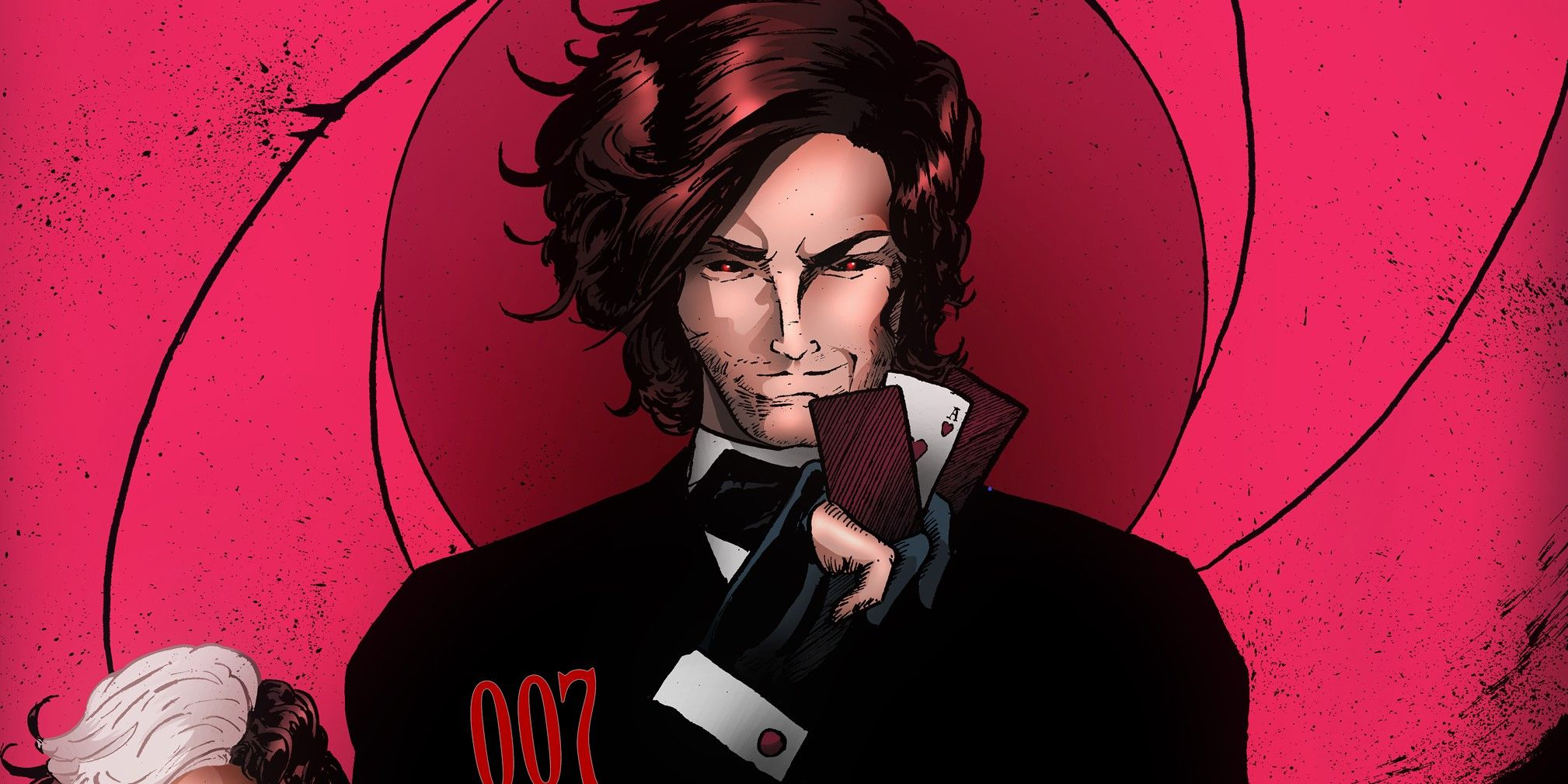 Line it is Drawn: Comic Book Characters Take Over as the Next James Bond - CBR - Comic Book Resources