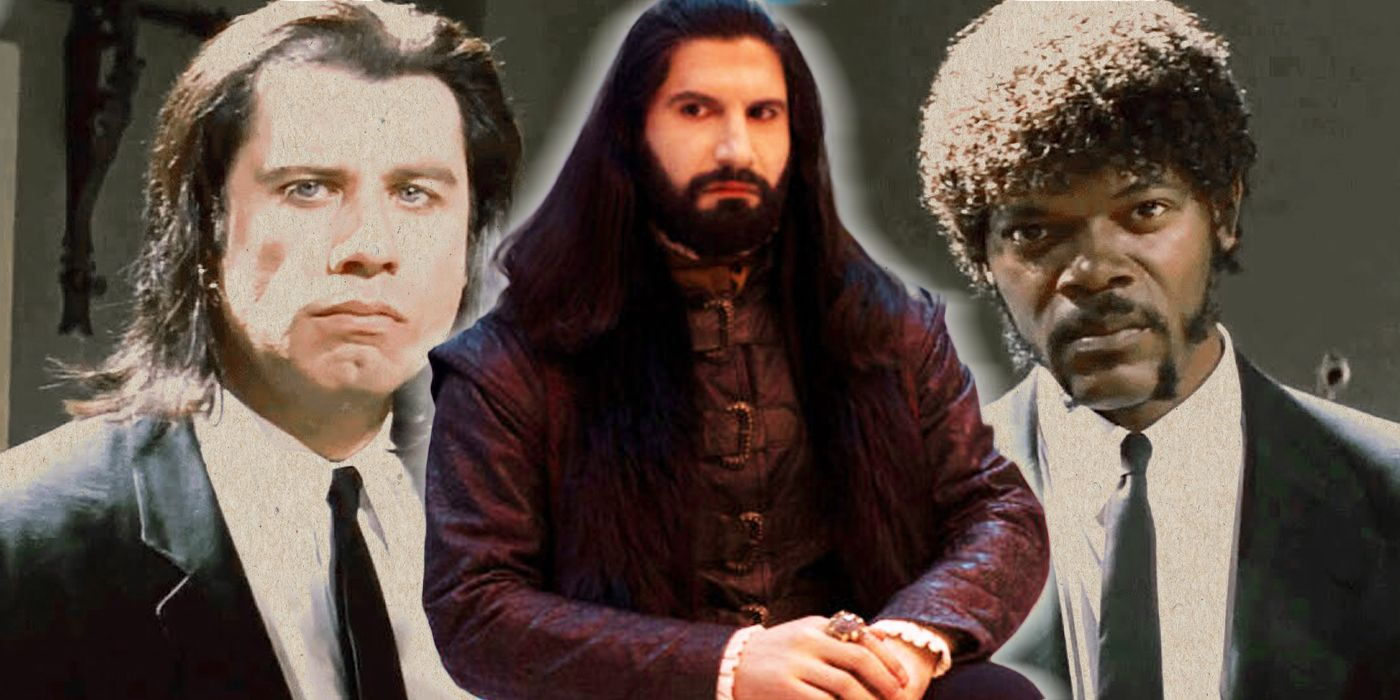 What We Do in the Shadows: Pulp Fiction Inspired Nandor's Wellness Center Haircut