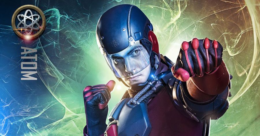 """""""Legends of Tomorrow's"""" Atom Dons New, Samurai-Style Armor in New Photo"""