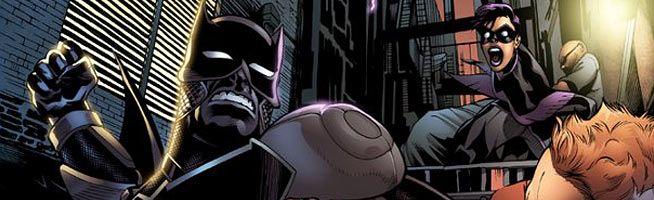 Bryan Q Miller Introduces Batman Nightwing To Smallville