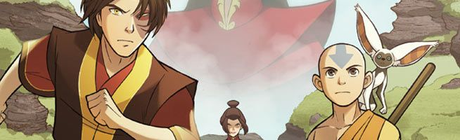 Exclusive Yang Continues Avatar The Last Airbender In The Search