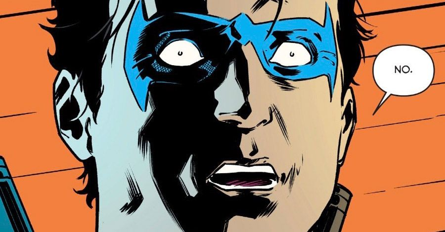 """""""Nightwing"""" #3 May Have Dissolved One Of the DC Universe's Longest Relationships"""