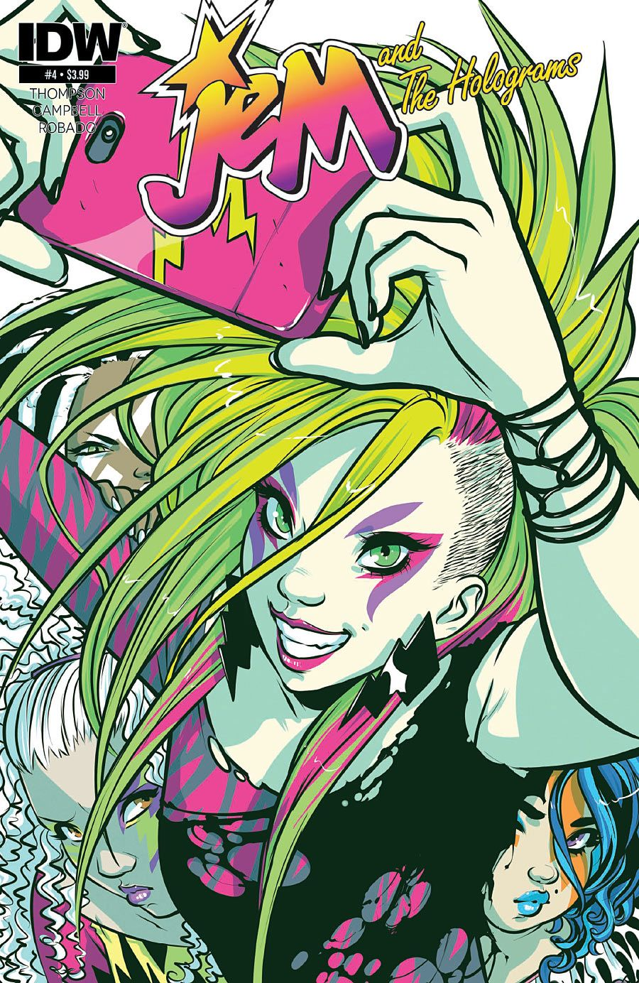 Jem And The Holograms 4 Cbr