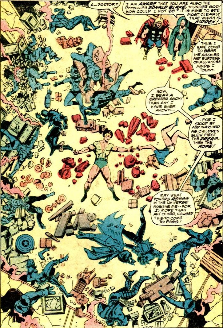 75 Most Memorable Moments in Marvel Comics History Master List