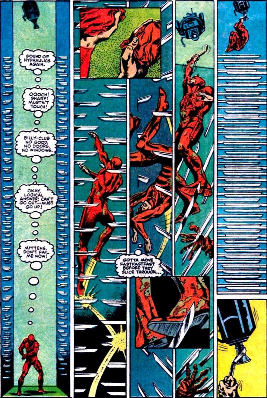 50 Greatest Daredevil Stories: #50-41   CBR