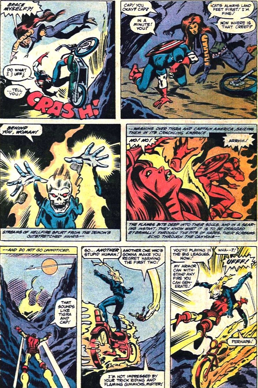 The Wrong Side: Ghost Rider vs  The Avengers | CBR