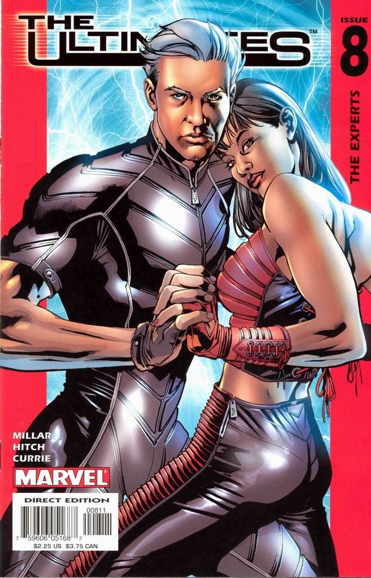 Things That Turned Out Bad - Quicksilver and Scarlet Witch Take Their Love  For Each Other Way Too Far