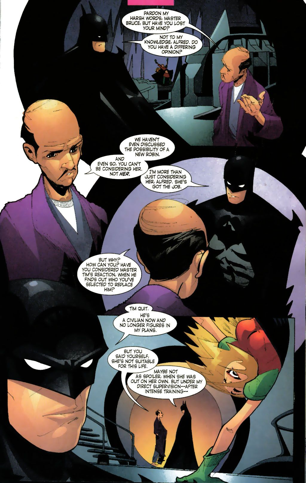 Remember to Forget - That Time Batman Made Robin's