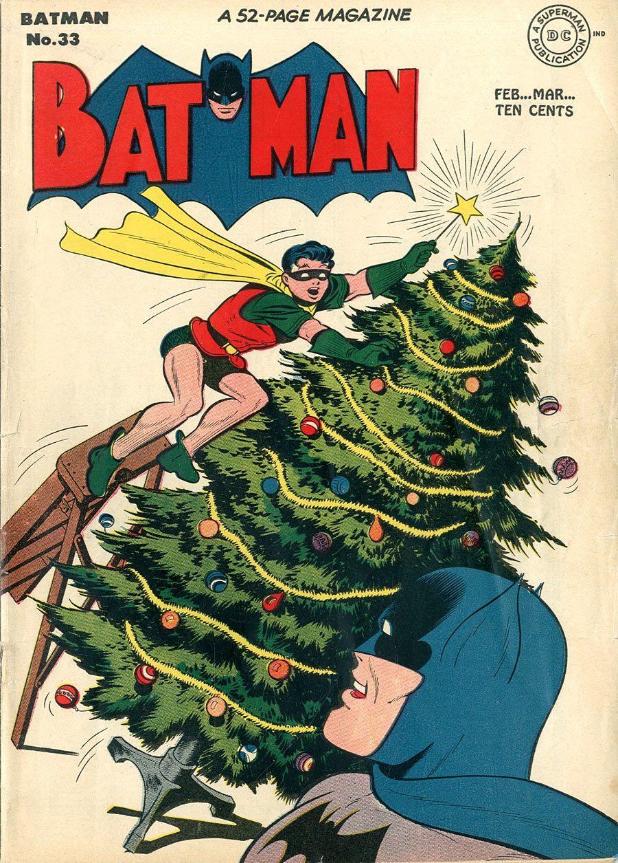 Batman Christmas.Twas The Dark Knight Before Christmas 25 Great Yuletide