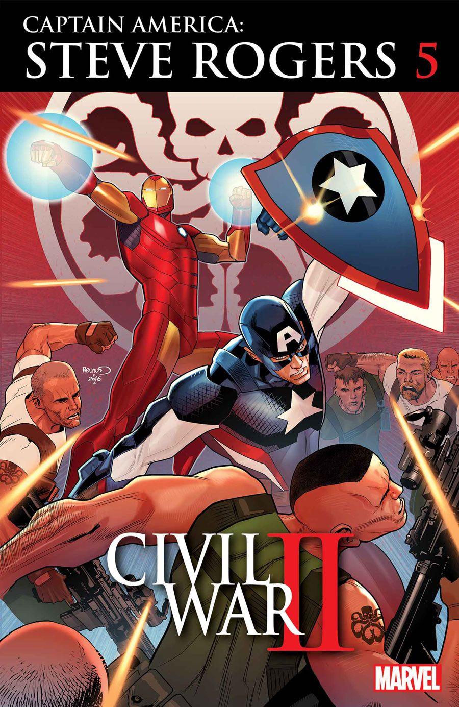 Wilson Takeshi Willow Mme Marvel Vol 6: Civil War II excellent G Miyazawa
