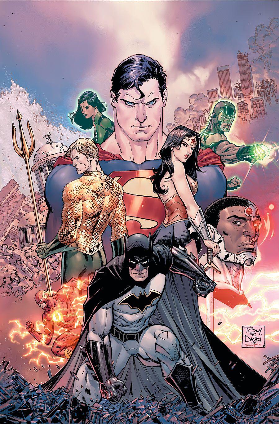 DC Comics' Rebirth Dominates July's Top 20 Sales Positions | CBR