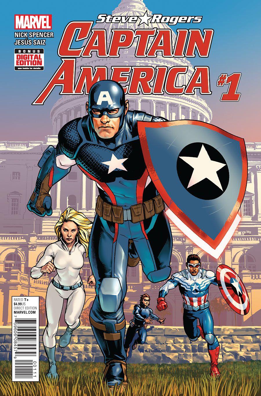 Captain America Comic Pdf