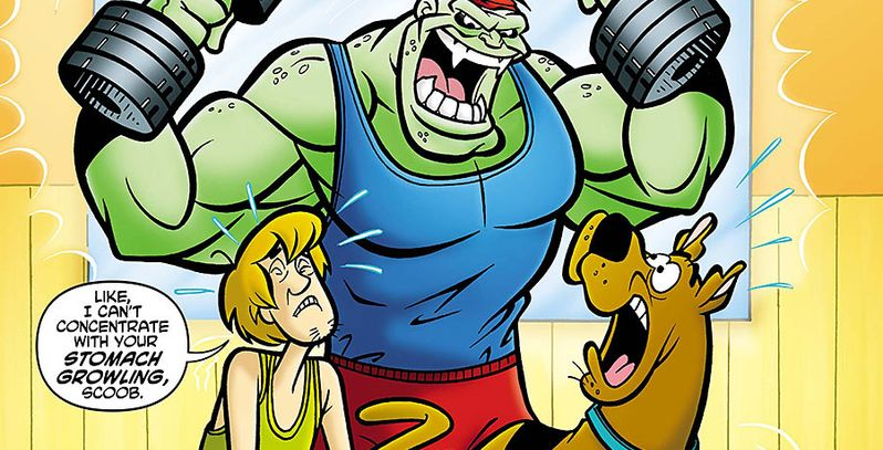 Scooby-Doo, Where Are You? #65 | CBR