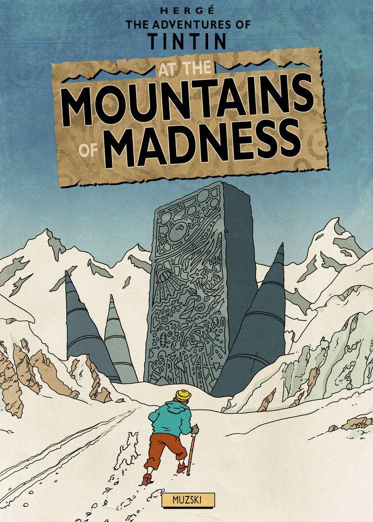 Muzski's Tintin vs  Lovecraft | CBR