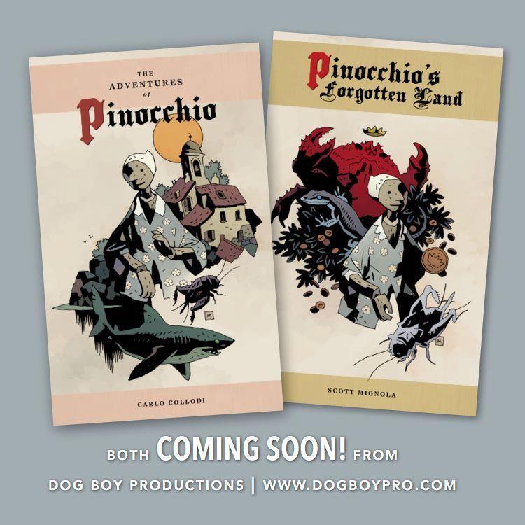 Pinocchios Forgotten Land