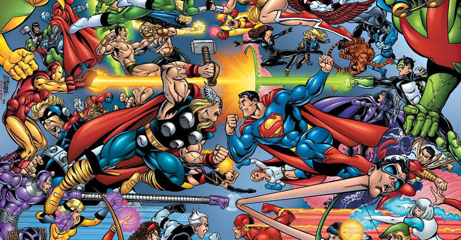 Who's the best superhero? Science has the answer (and you won't like it)
