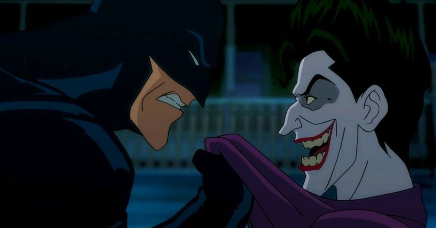 "It's Official: ""Batman: The Killing Joke"" Is Rated R 