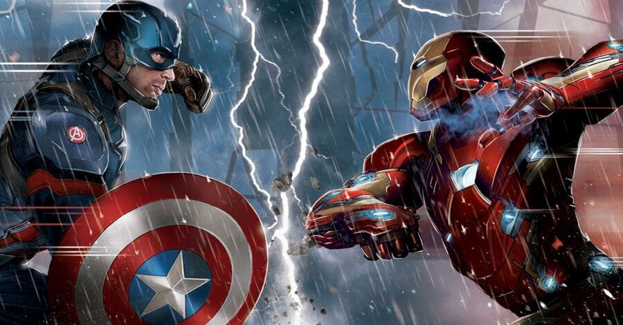 """5 Problems We Have With """"Captain America: Civil War"""""""
