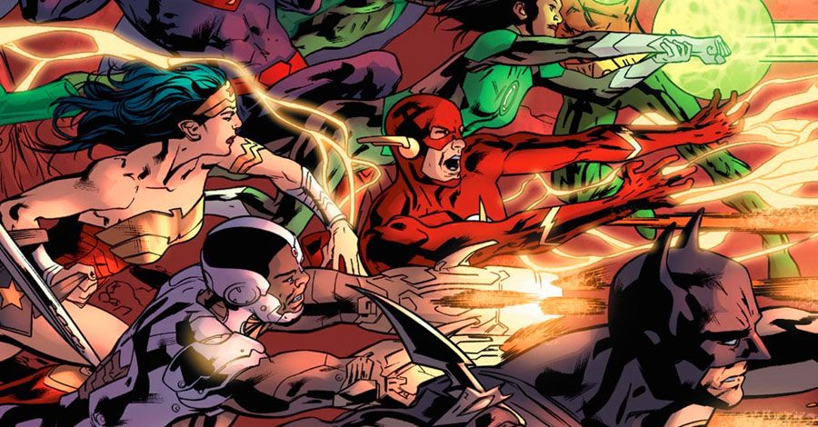 """A New League Forms in """"Justice League: Rebirth"""""""