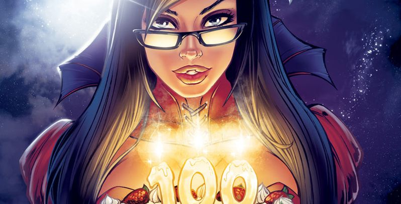 Zenescope Co-Founders Discuss