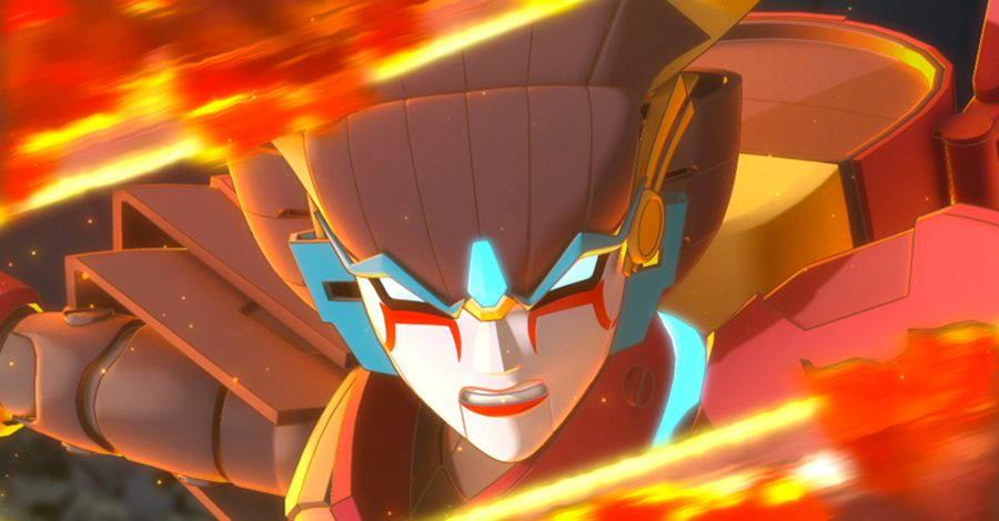 First Look at Animated 'Transformers: Combiner Wars'